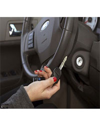 ignition car key